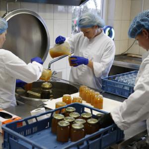 Jam keuken Vink jam maken