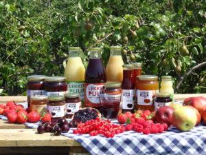 Lekker Puur producten Vink Fruitboerderij